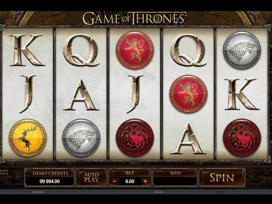 Casino automat Game of Thrones 243 Ways zdarma bez registrace