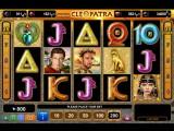 Hrací casino automat Grace of Cleopatra