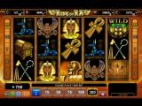 Hrací online automat Rise of Ra zdarma