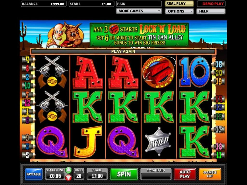 Hra automatu Gold Strike bez registrace zdarma