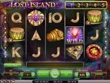 Online casino automat Lost Island bez registrace