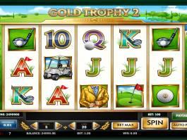 Automat zdarma online Gold Trophy 2