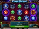 Casino automat Magic Portals zdarma online