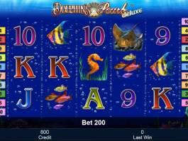 Casino automat Dolphin´s Pearl Deluxe online, bez stahování