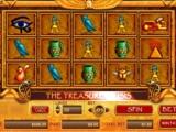 Výherní automat zdarma Treasure of Isis