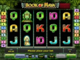 Casino automat Book of Maya zdarma online
