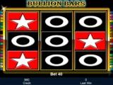 Casino automat Bullion Bars zdarma