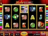 Online casino automat Marilyn Red Carpet zdarma, bez vkladu