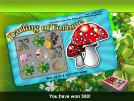 Online casino automat Darling of Fortune bez registrace