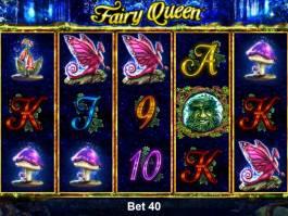 Online casino hra Fairy Queen zdarma