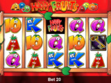 Online casino automat Happy Fruits