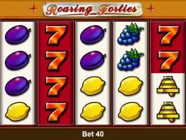 Casino hra Roaring Forties zdarma