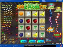 Fancashtic hrací online automat