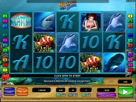 Casino hra Riches of the Sea zdarma