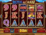 Herní online automat Royal Cash zdarma