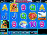 Online casino automat Summer Bliss