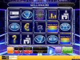 Herní automat Millionaire online