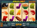 Herní automat Ninja Chef zdarma