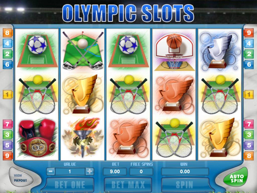 Olympic Slots