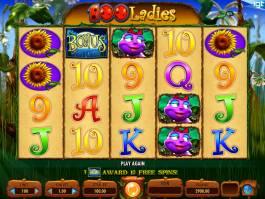Zdarma herní automat 100 Ladies od společnosti Merkur