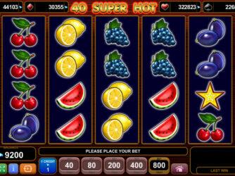 Automat 40 Super Hot
