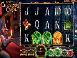 Herní automat A Christmas Carol bez registrace