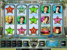 Online automat Beverly Hills 90210 zdarma