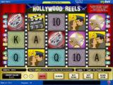 Automat Hollywood Reels zdarma