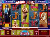 Nacho Libre výherní automat zdarma