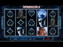 Automat pro zábavu Terminator 2 online