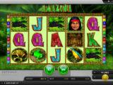 Herní automat Amazonia zdarma, bez stahování