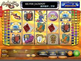 Casino automat Amber Sky