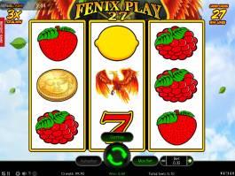 Obrázek ze hry automatu Fenix Play 27