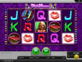 Zahrajte si herní automat Girls Wanna... zdarma, bez vkladu