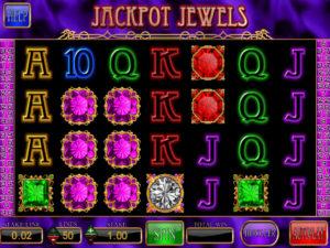 Casino hra Jackpot Jewels bez stahování