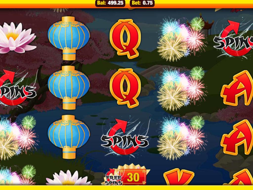 Dragon's Dynasty online automat