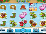 Casino automat Flowers: Christmas Edition zdarma, bez vkladu
