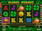 Online casino automat Magic Forest zdarma