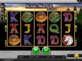 Casino automat Magic Mirror Deluxe II
