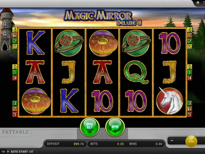 Magic Mirror Deluxe 2 Online Casino