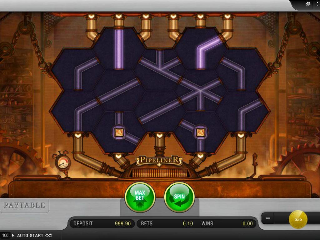 Casino automat Pipeliner zdarma, pro zábavu