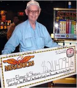 Elmer Sherwin – dvojnásobný šťastlivec aneb příběh neuvěřitelného úspěchu!