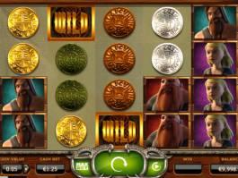 Zahrajte si hrací automat Vikings Go Wild zdarma