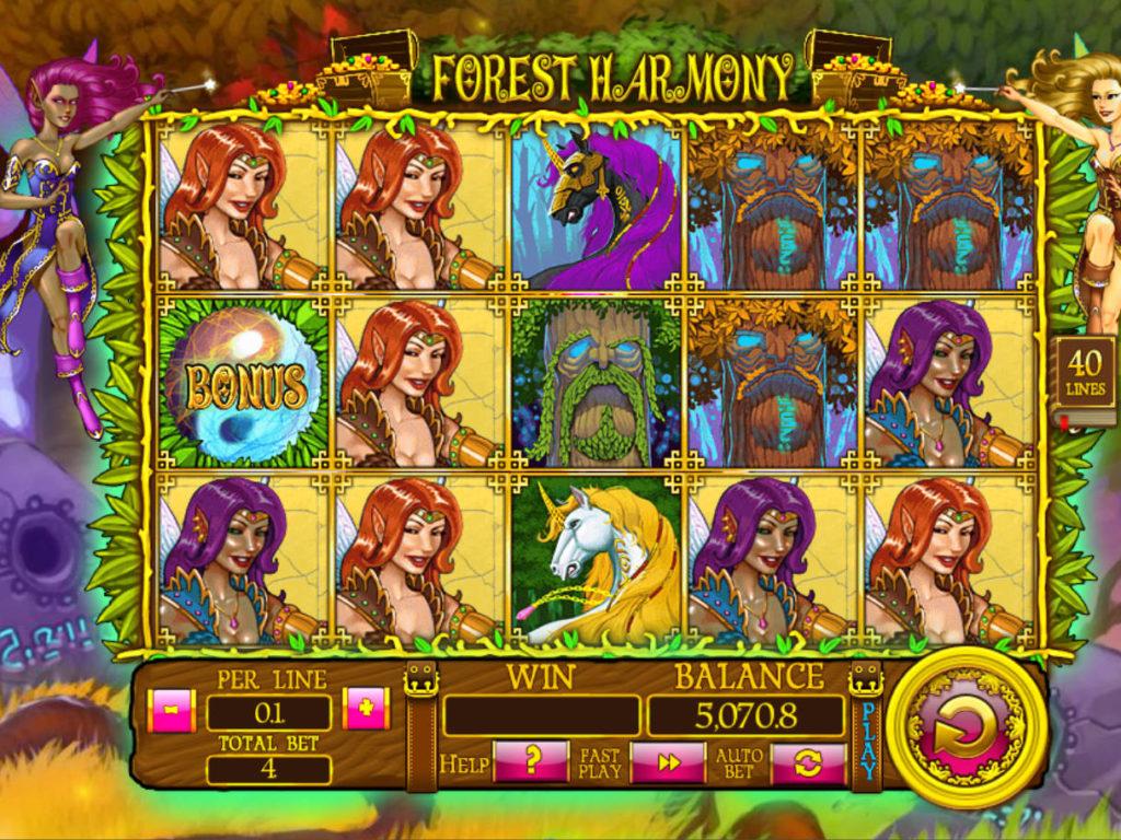 Zahrajte si online automat Fortuna's Fruits od společnosti Amatic