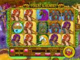 Roztočte online automatovou casino hru Forest Harmony zdarma