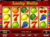 Online herní automat Lucky Bells bez vkladu
