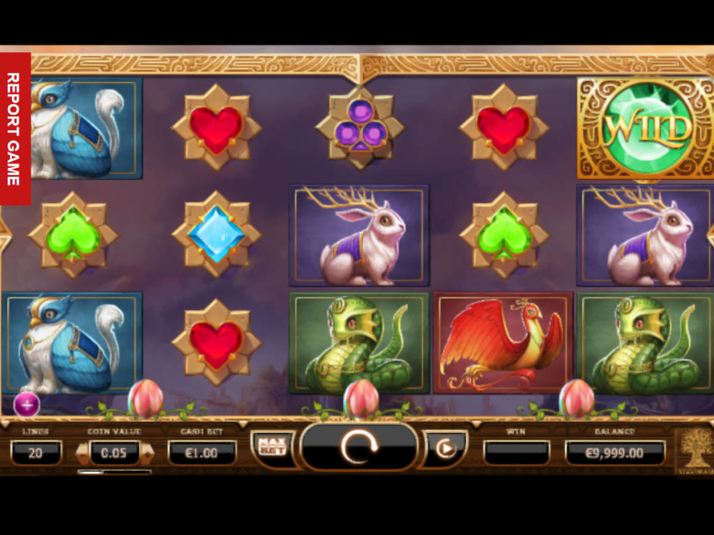 Zahrajte si casino automat Nirvana zdarma