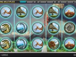 Casino automat Slotsaurus online