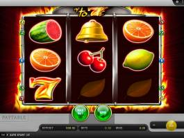 Zábavný hrací automat Up To 7
