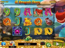 Zahrajte si herní automat A Dragon's Story online